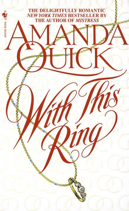 With This Ring By: Amanda Quick