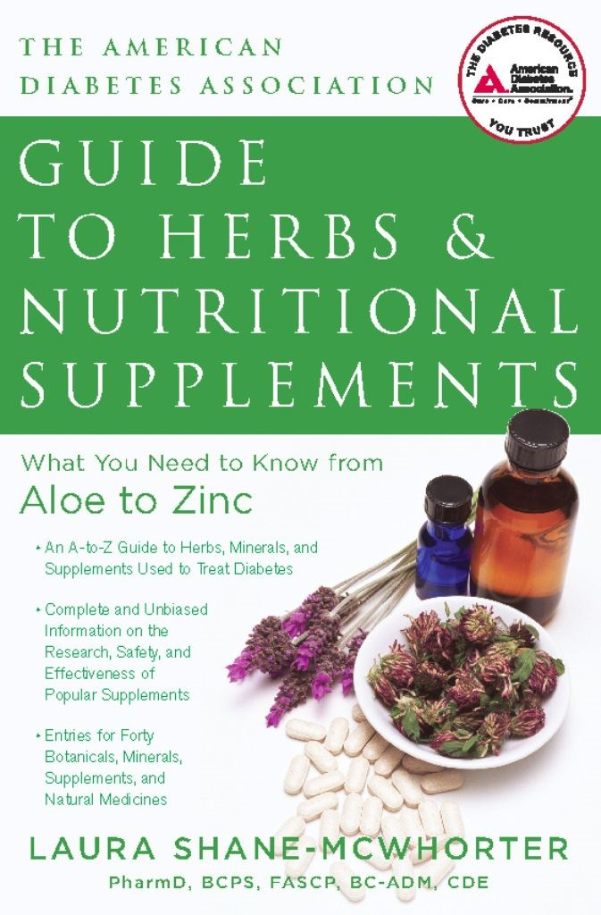 American Diabetes Association Guide to Herbs and Nutritional Supplements