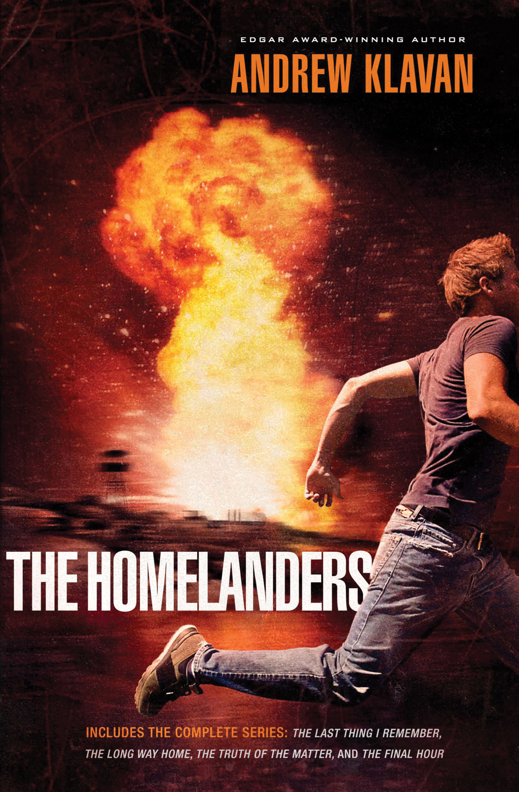 The Homelanders By: Andrew Klavan