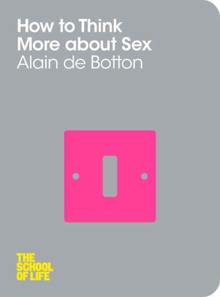 How To Think More About Sex. Kobo. Donates up to 3.50%