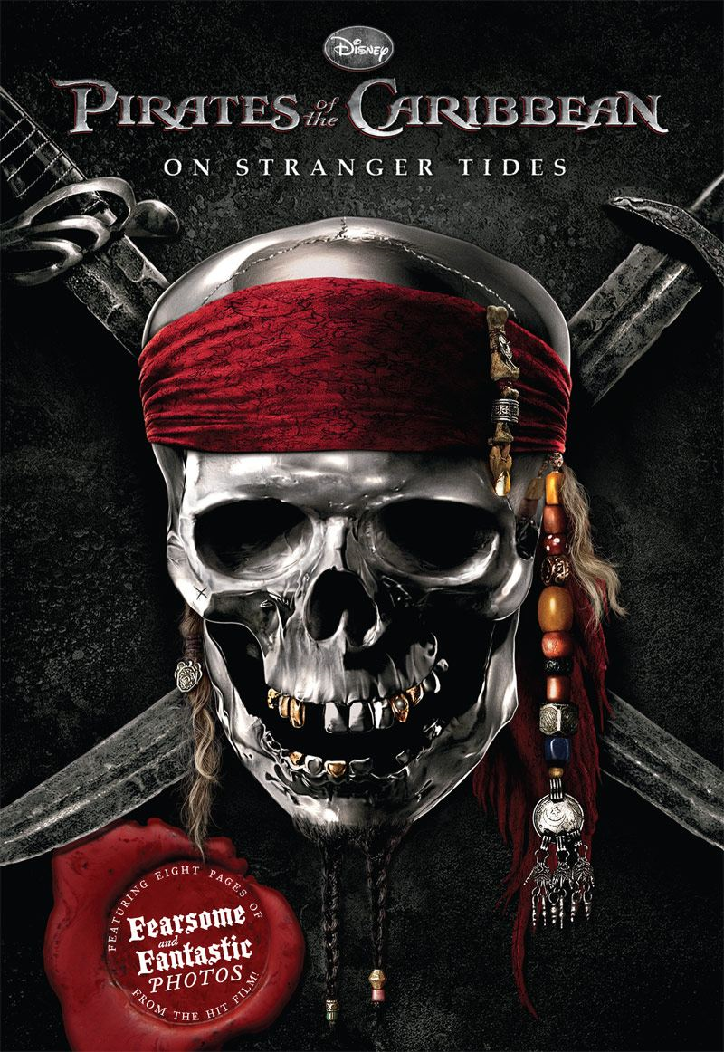Pirates of the Caribbean: On Stranger Tides Junior Novel By: James Ponti