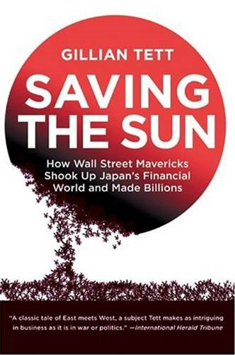 Saving the Sun By: Gillian Tett