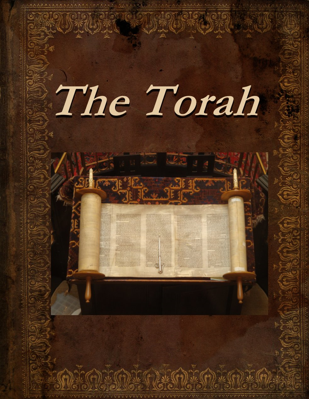 The Torah By: Simon Abram