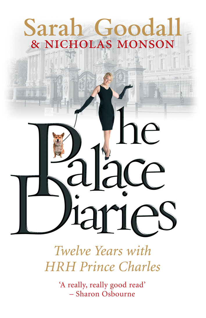 The Palace Diaries Twelve Years with HRH Prince Charles