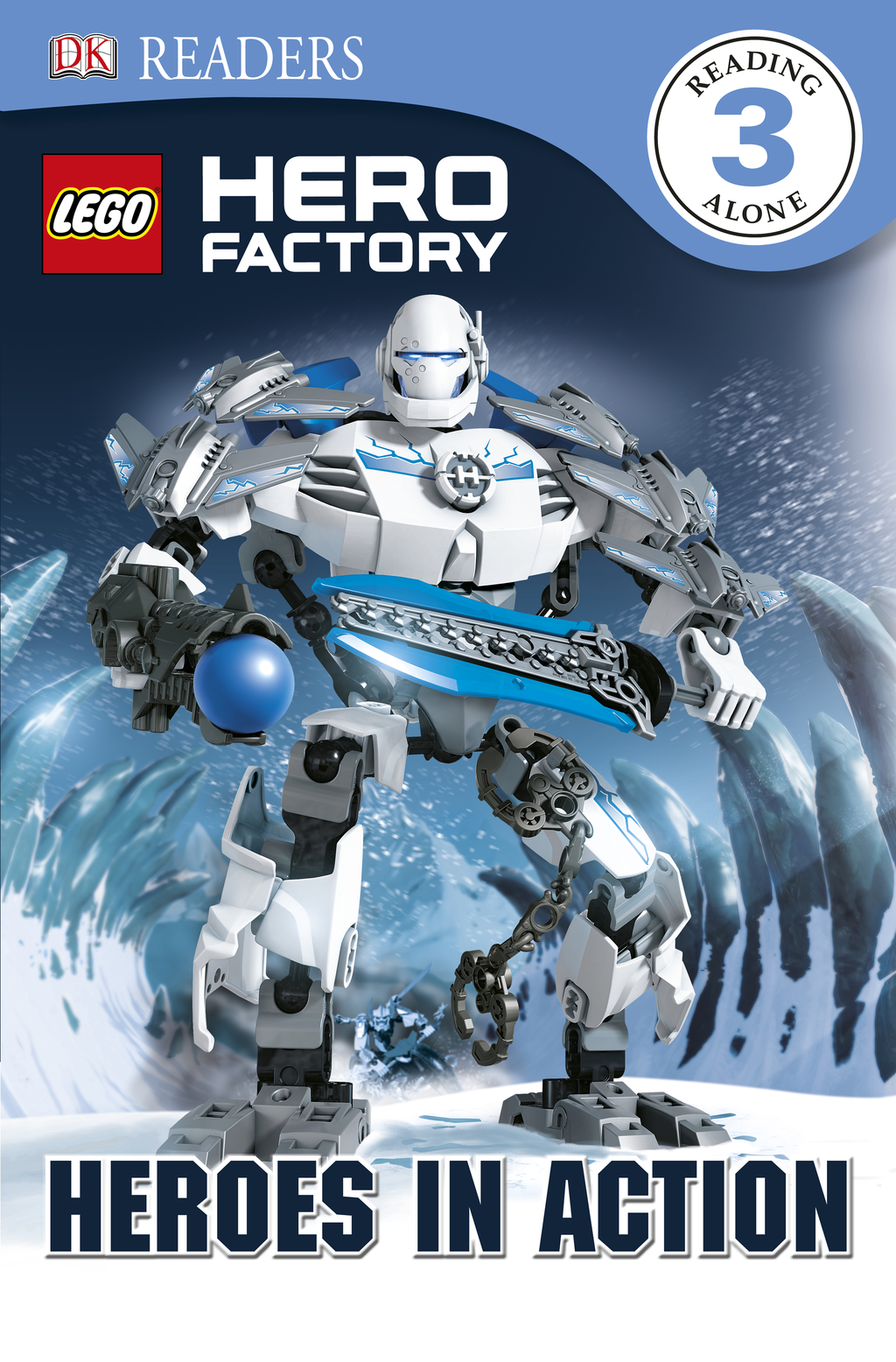 DK Readers: LEGO® Hero Factory: Heroes in Action