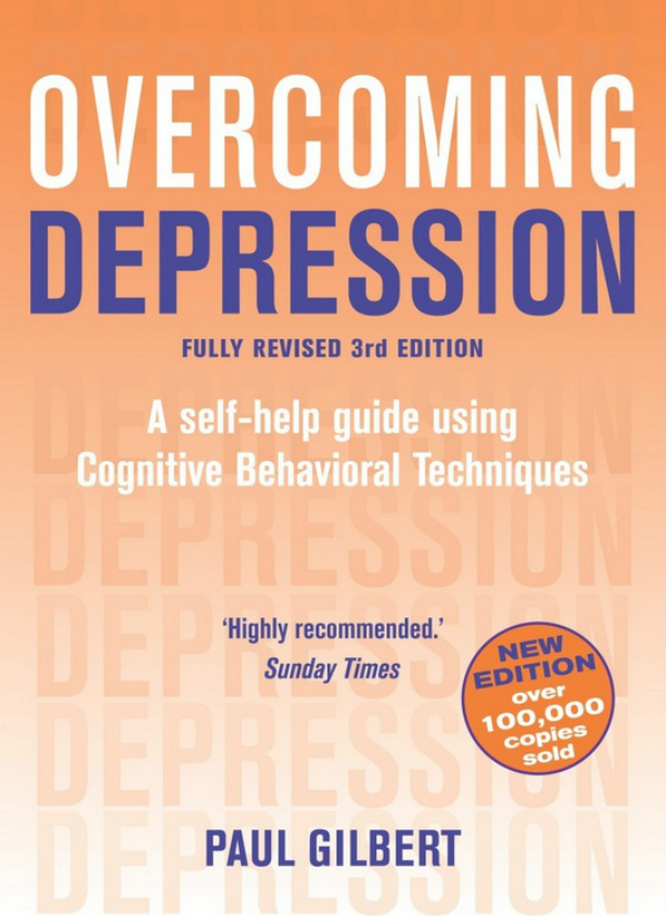 Overcoming Depression A Books on Prescription Title