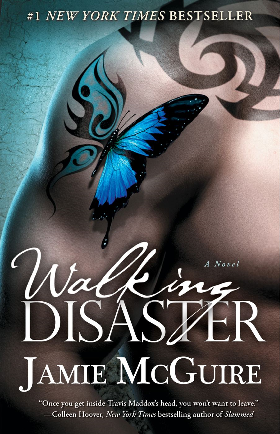 Walking Disaster By: Jamie McGuire