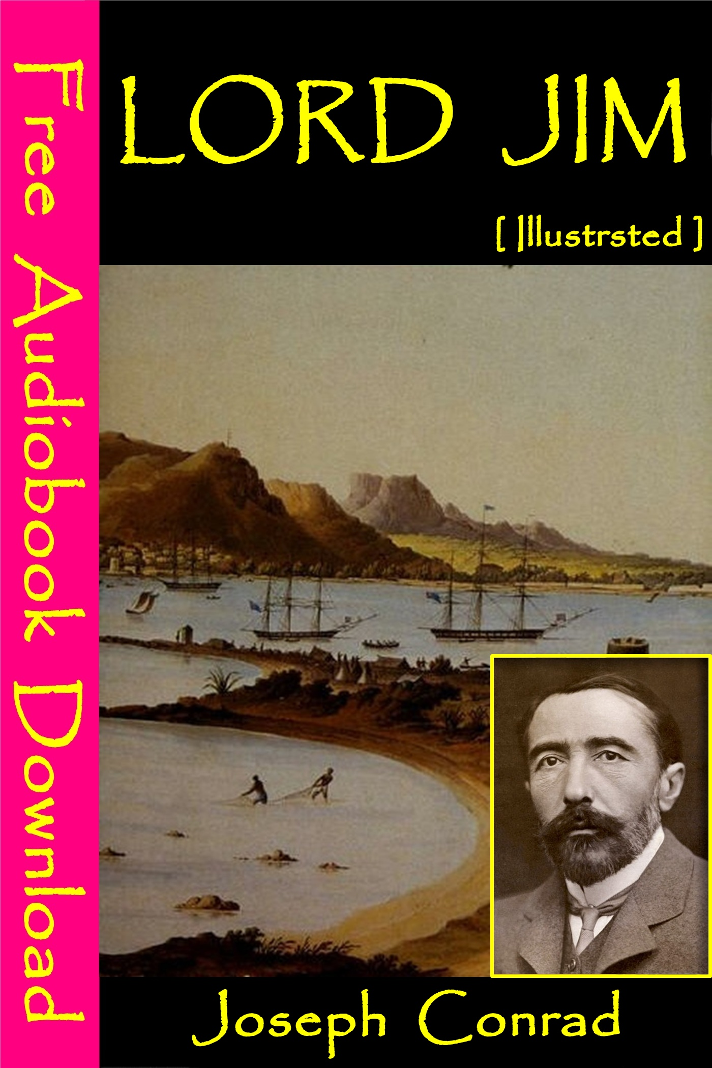 Joseph Conrad - Lord Jim [ Illustrated ]