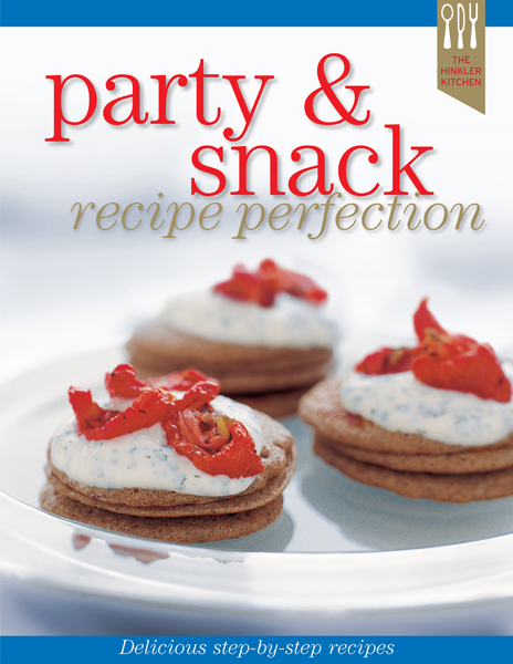 Hinkler Kitchen Party & Snack Perfection