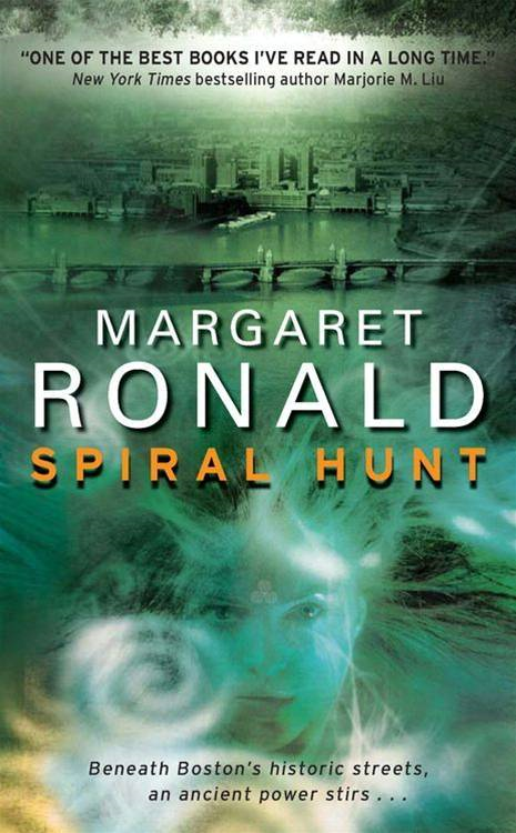 Spiral Hunt By: Margaret Ronald