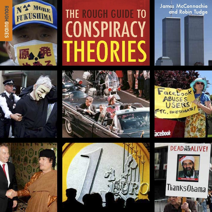 Rough Guide to Conspiracy Theories, The (3rd)