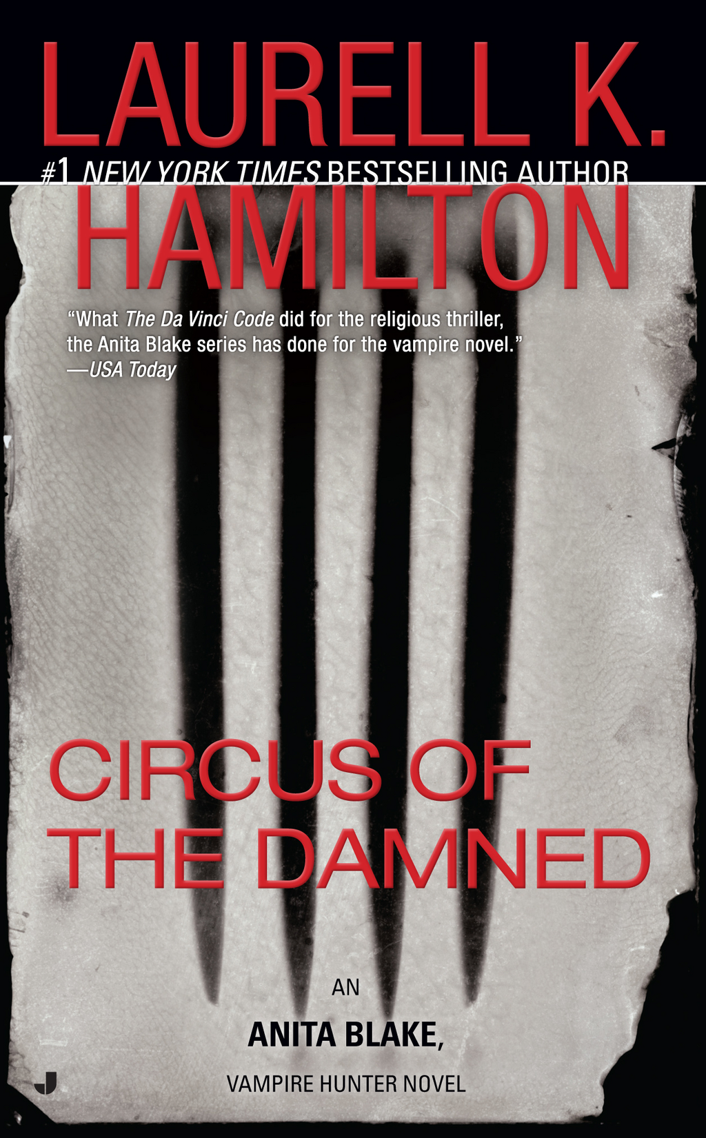 Circus of the Damned By: Laurell K. Hamilton