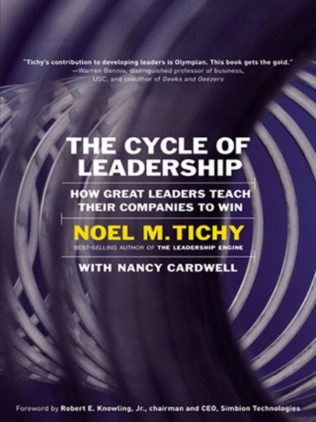 The Cycle of Leadership By: Noel M. Tichy