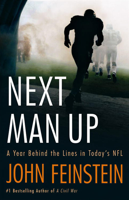 Next Man Up By: John Feinstein