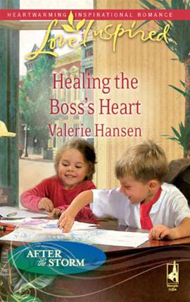 Healing the Boss's Heart By: Valerie Hansen