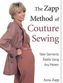 online magazine -  The Zapp Method of Couture Sewing
