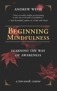Beginning Mindfulness