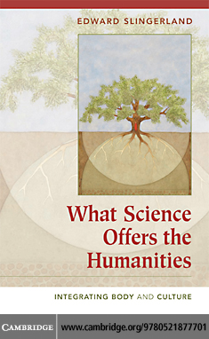 What Science Offers the Humanities