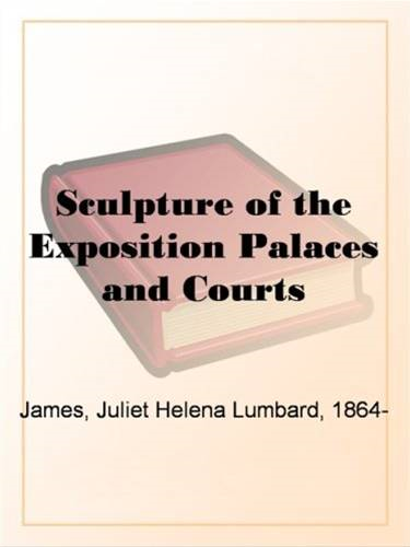 Sculpture Of The Exposition Palaces And Courts