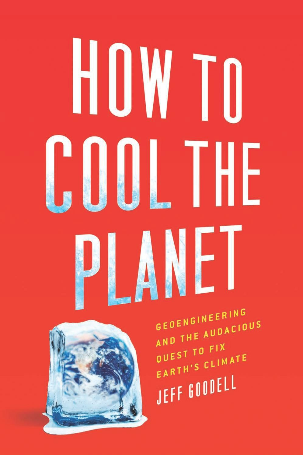How to Cool the Planet