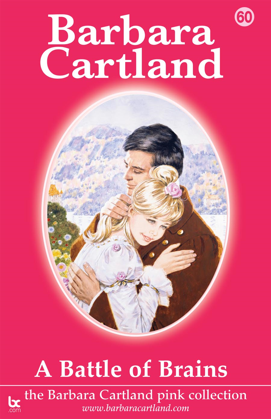 60 A Battle Of Brains By: Barbara Cartland