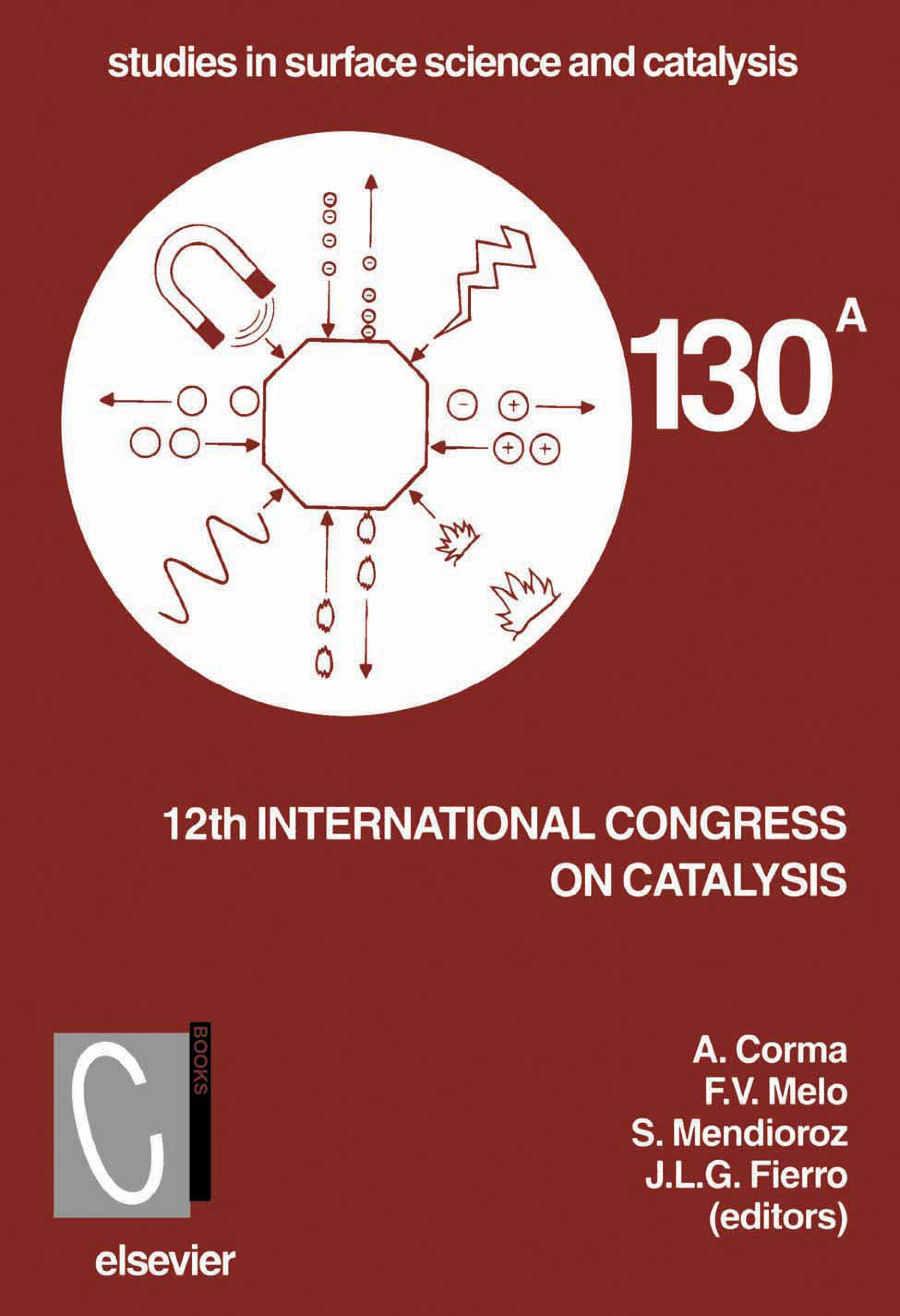 12th International Congress on Catalysis