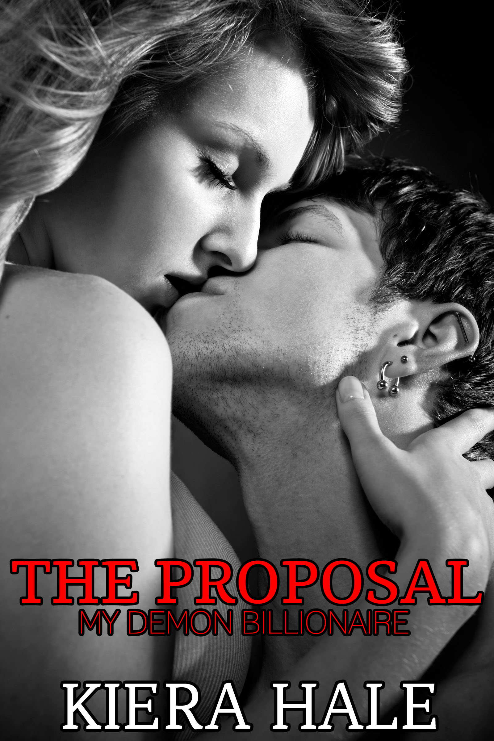My Demon Billionaire 2 Trilogy (Part 3: The Proposal)