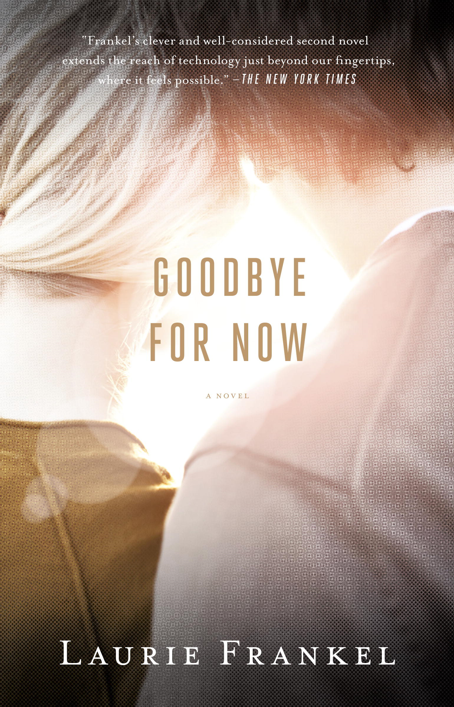 Goodbye for Now By: Laurie Frankel