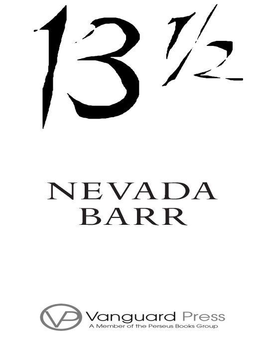 13 1/2 By: Nevada Barr