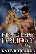Pirate Lady Holiday