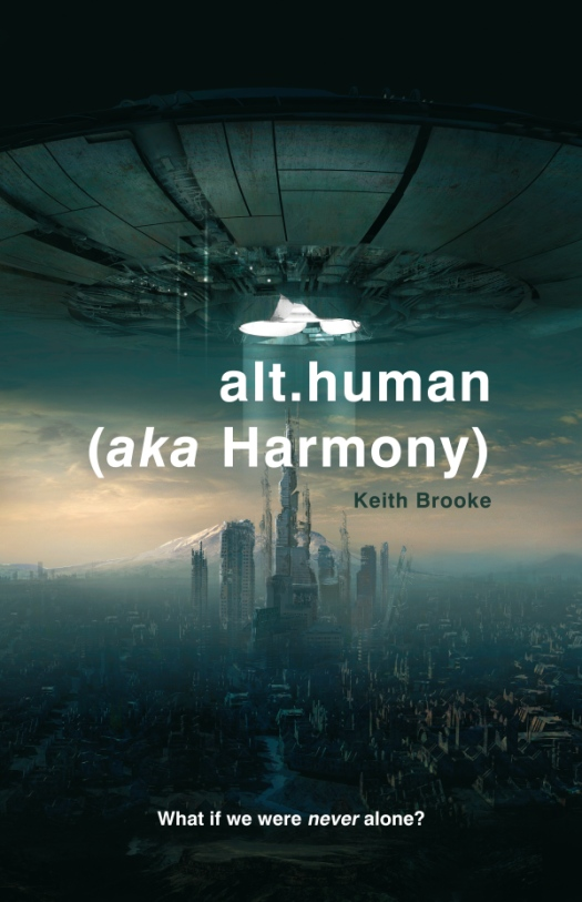 alt.human aka Harmony By: Keith Brooke