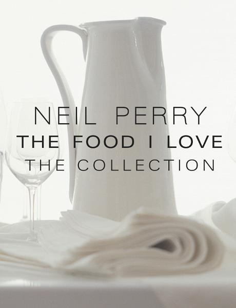 The Food I Love: The Collection