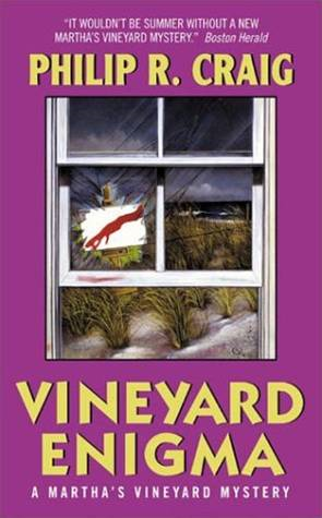 Vineyard Enigma By: Philip R. Craig