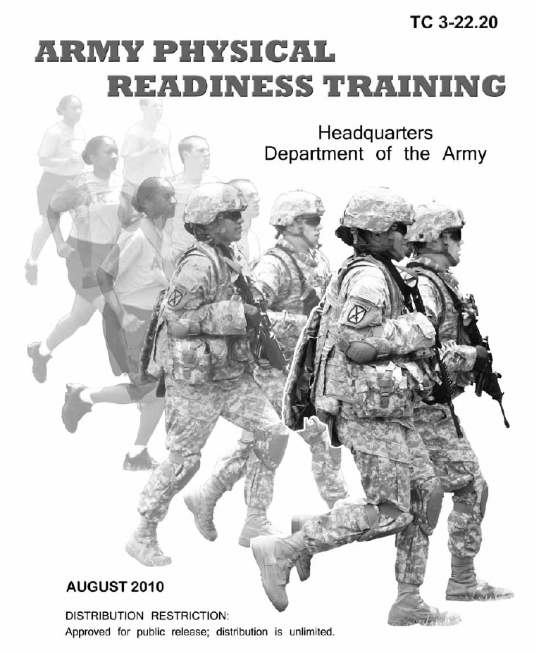 Training Circular TC 3-22.20 (FM 21-20)    Army Physical Readiness Trainingtc
