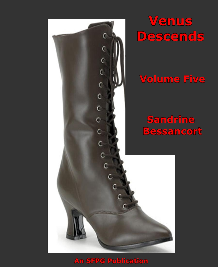 Venus Descends - Volume Five