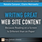 Writing Great Web Site Content (Because Reading on a Screen Is Different than on Paper)