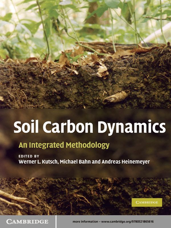 Soil Carbon Dynamics An Integrated Methodology