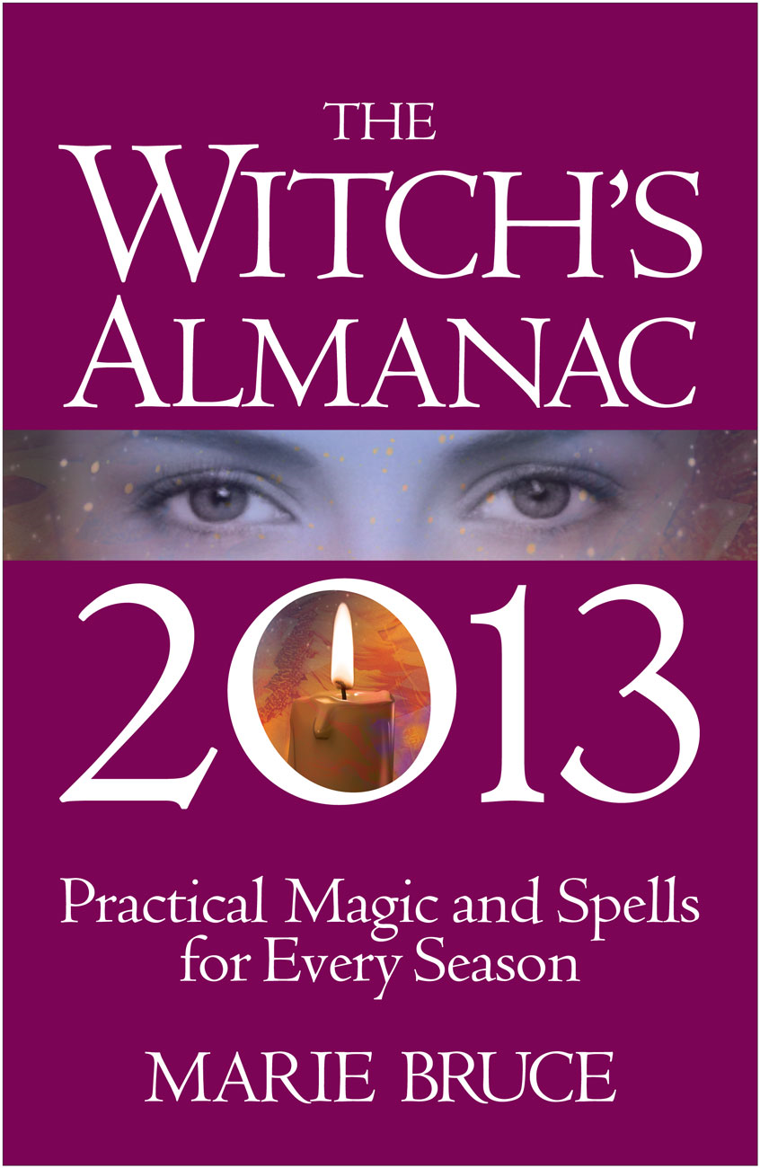 Witch's Almanac 2013