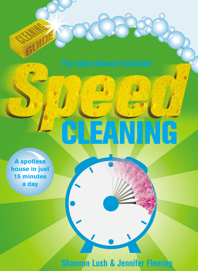 Speed Cleaning A Spotless House in Just 15 Minutes a Day
