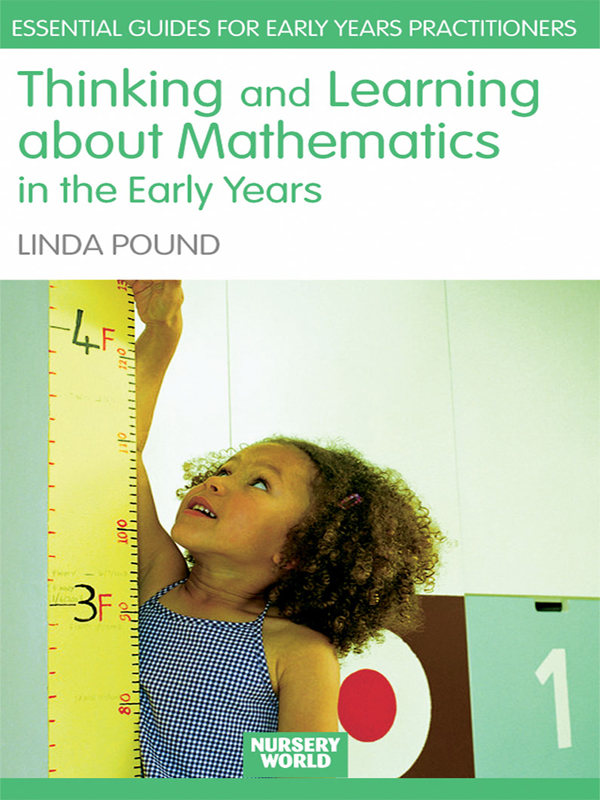 Thinking and Learning About Maths in the Early Years