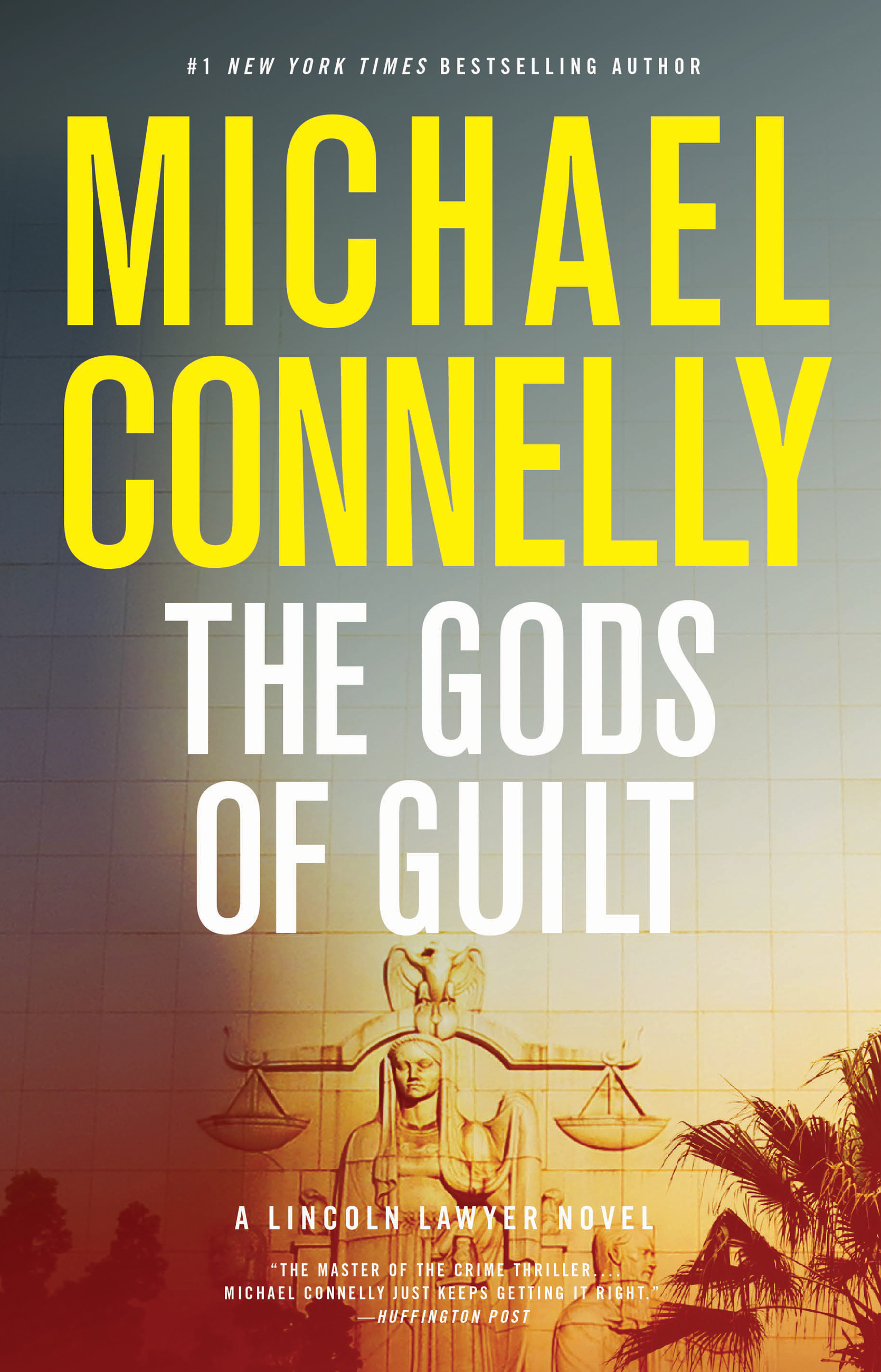 Book Cover: The Gods of Guilt