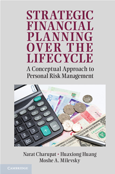 Strategic Financial Planning over the Lifecycle A Conceptual Approach to Personal Risk Management