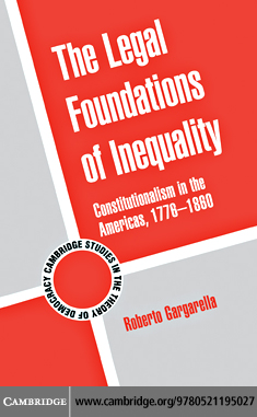 The Legal Foundations of Inequality