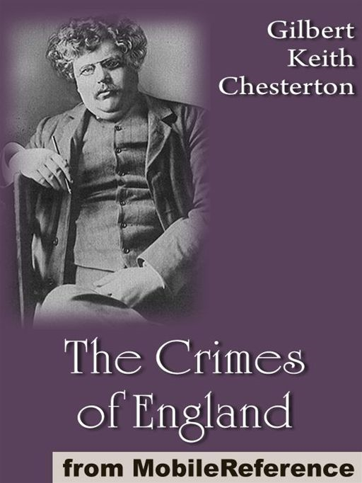 The Crimes Of England  (Mobi Classics)