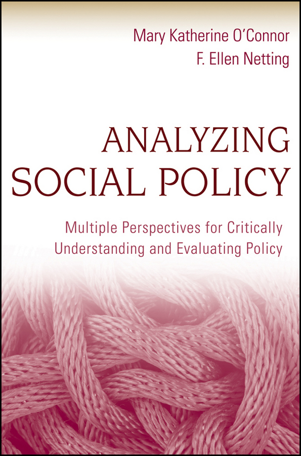 Analyzing Social Policy