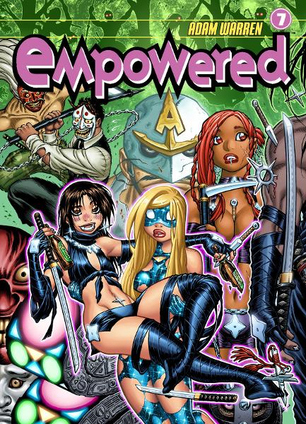 Empowered  vol. 7 By: Adam Warren