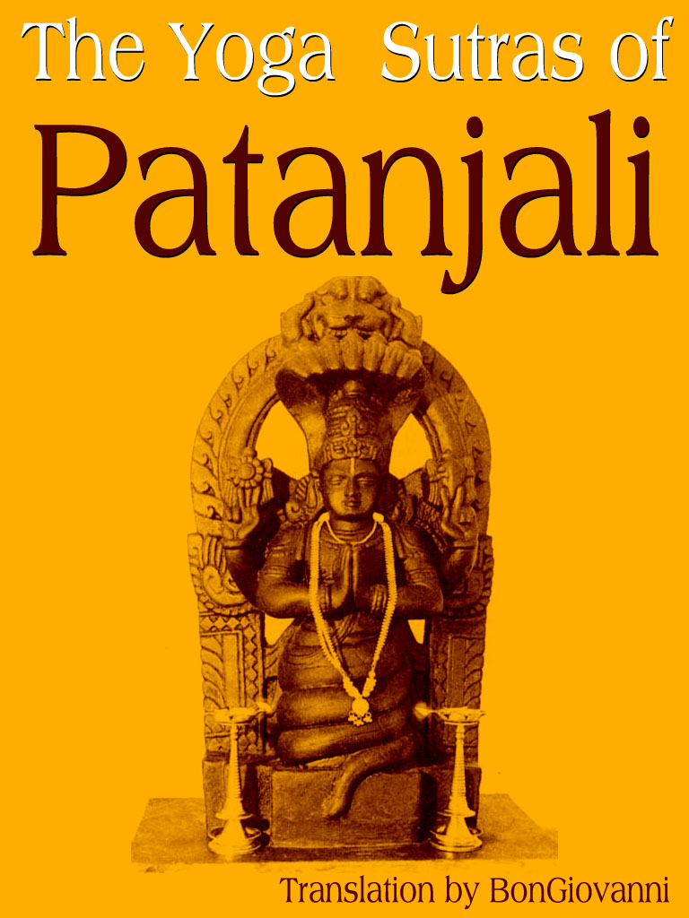 The Yoga Sutras of Patanjali By: Charles Johnston