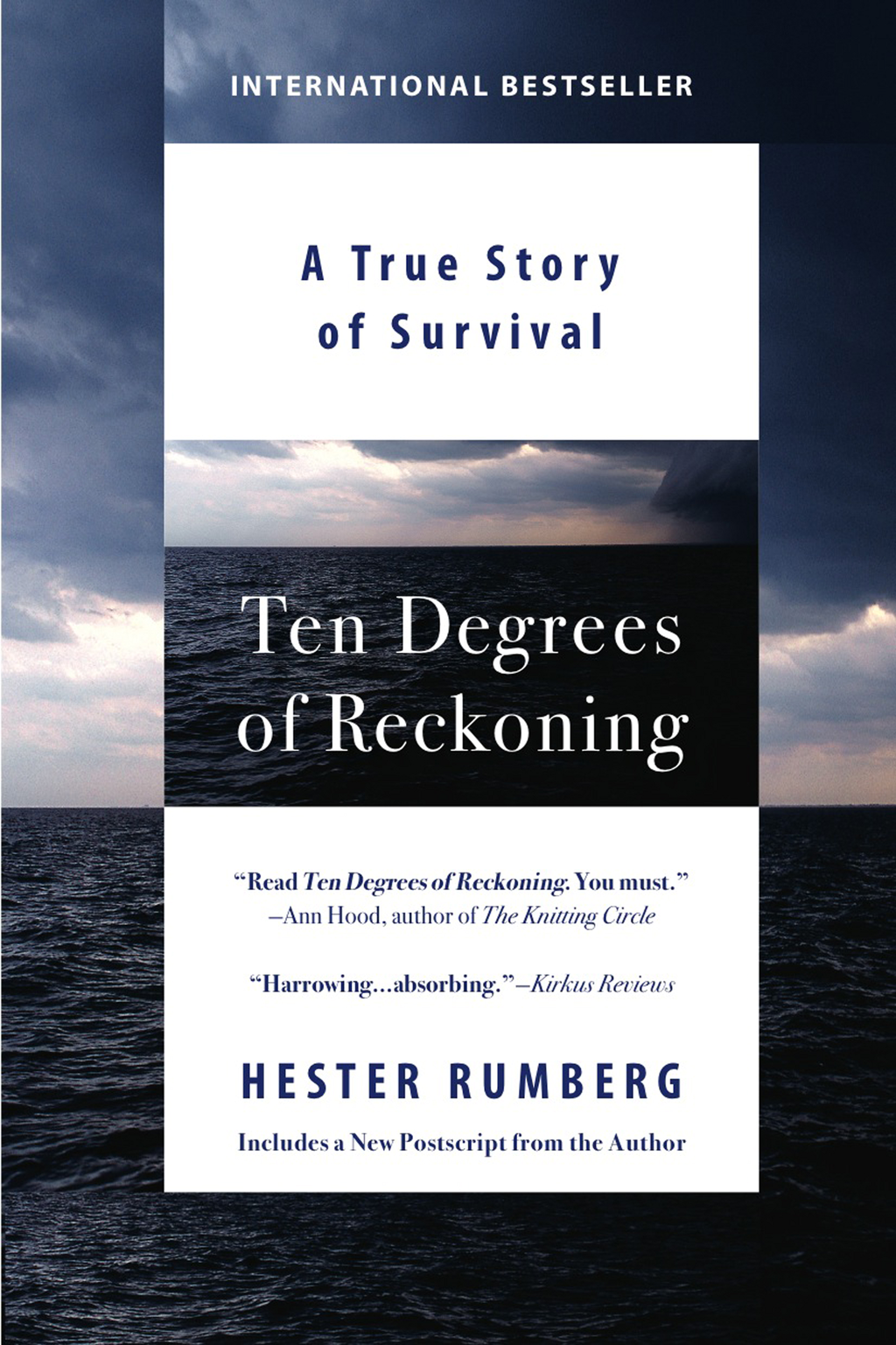 Ten Degrees of Reckoning By: Hester Rumberg