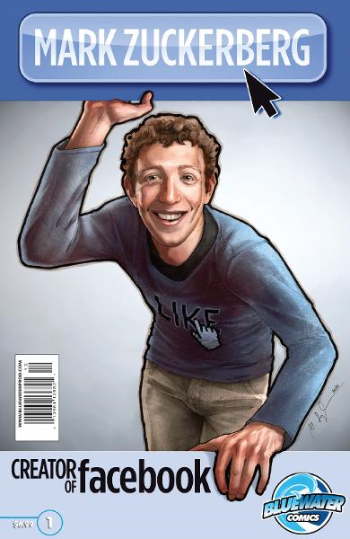 Mark Zuckerberg #1