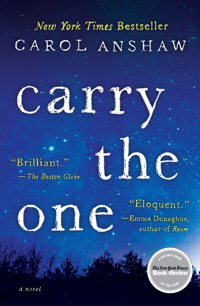 Carry the One By: Carol Anshaw